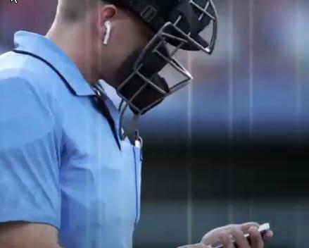 Llega al beisbol el arbitraje ayudado por Robots