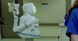 Diligent Robotics obtiene la subvención para lograr crear a Moxi, el cobot enfermero