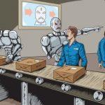 Los robots destruyen 400000 puestos de trabajo desde el inicio de siglo