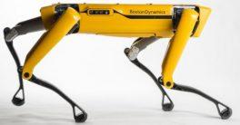 En la actualización del robot Spot se ha colaborado con usuarios del robot