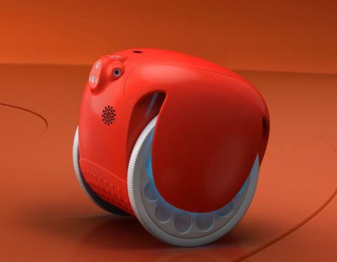 Necesitas a Gita, el robot que te lleva la maleta