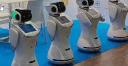 Ante la escasez de enfermeros, llega Sanbot Elf, el robot enfermero