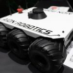 Aion Robotics crea el robot de reconocimiento M6 UGV