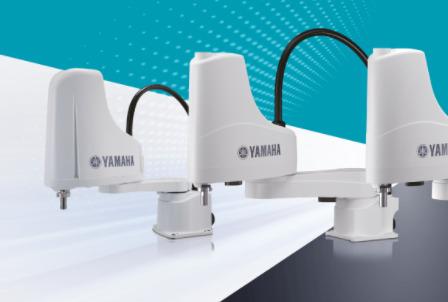 Aterrizan los robots industriales Scara de Yamaha YK610XE-10 y YK710XE-10