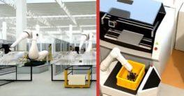 Mitsubishi crea un brazo robótico que no precisa que sus trabajadores tengan conocimientos de programación