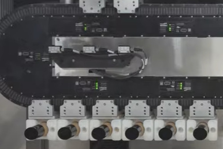 L´Oreal robotiza su planta de Caudry con éxito