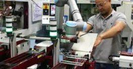 El sector de la robótica en la industria del plástico mueve más de 200 millones de euros al año